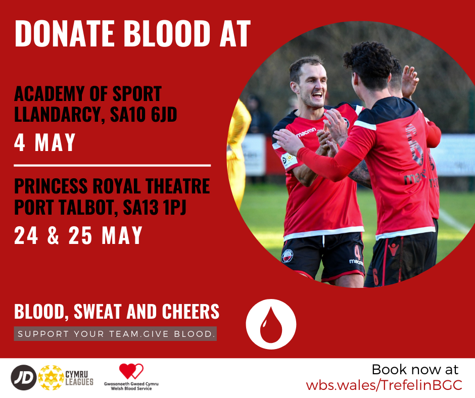 Donate Blood in May